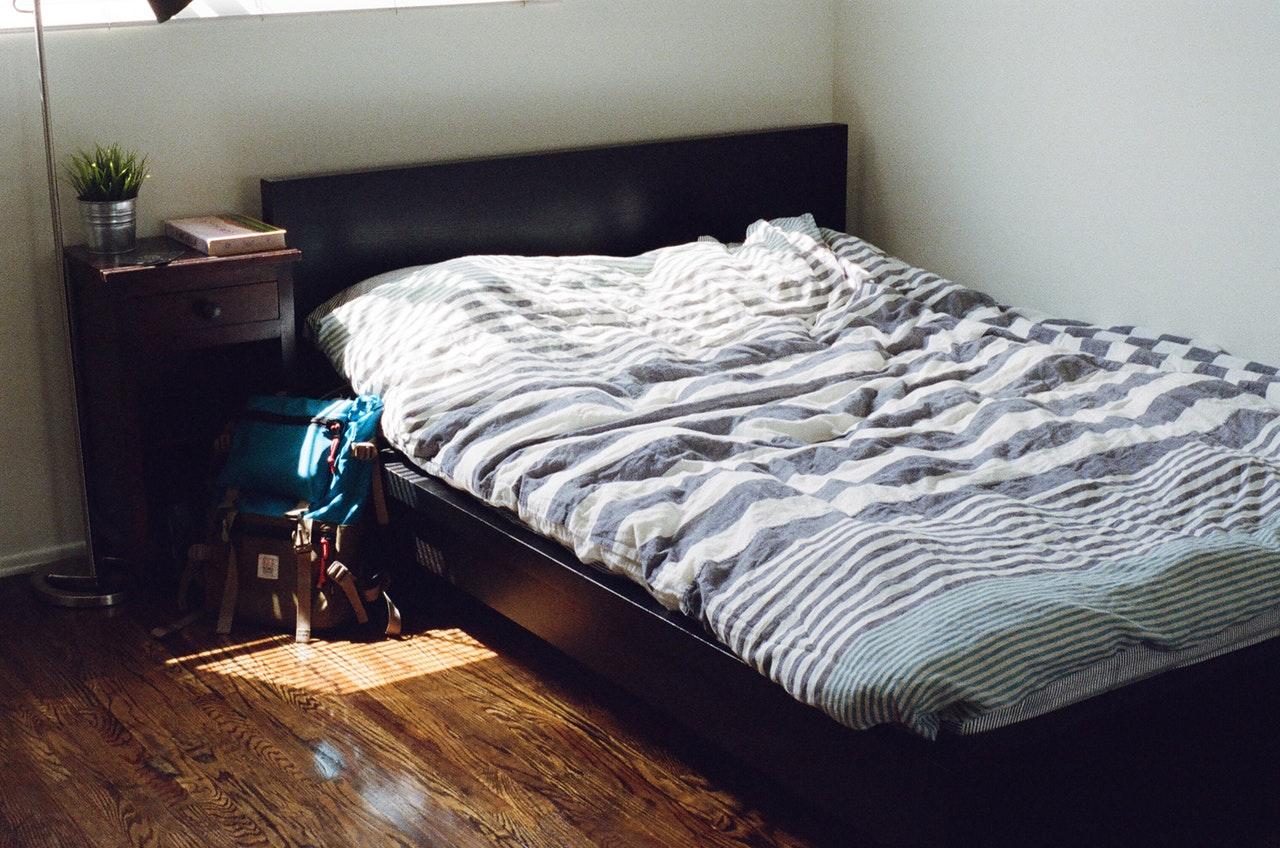ventilation i soveværelse
