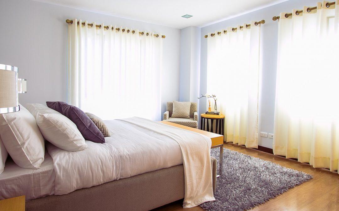 Indretningstips til soveværelset for bedre søvn